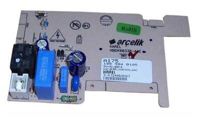 Arçelik 6050 E Bulaşık Makinesi Anakart 1889840105
