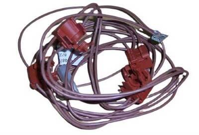 Arçelik 9340 Turbo Fırın 4lü Ateşleme Kablosu 268100075