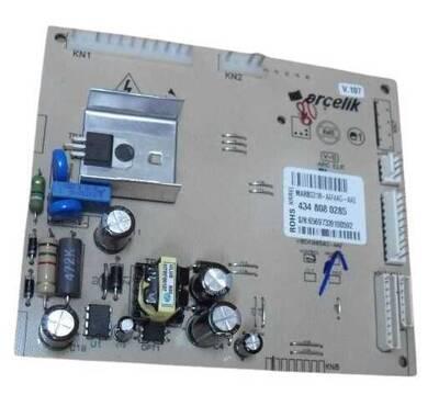 Beko 9620 NE Buzdolabı Anakart 4348080285