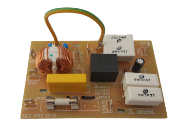 Beko Mikrodalga Ses Filtre Kartı 9197022950