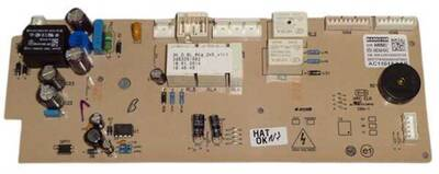 Blomberg Kurutma Makinesi Revizyonlu Anakart 2963281902