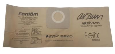 Universal Kağıt Toz Torbası 47 x 19 1 Adet